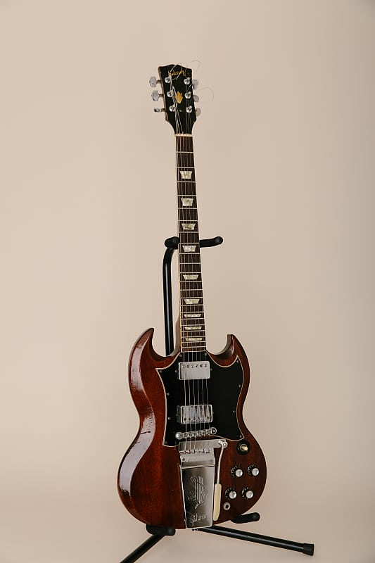 dating Gibson SG standardi