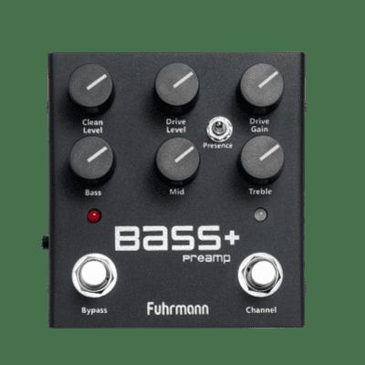 Fuhrmann Bass+ Preamp