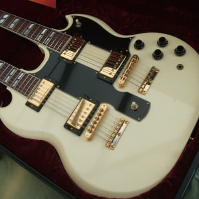 Gibson EDS-1275 White 2004 for sale