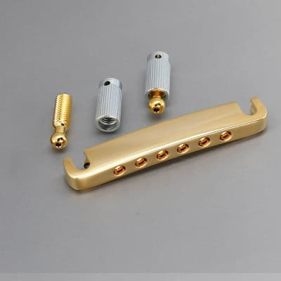 Gotoh 510 Tailpiece Gold P510FA-G for sale