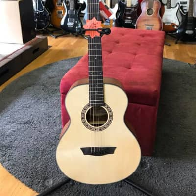 Washburn Apprentice Series AGM5K - Acoustic Guitar w Gig Bag for sale