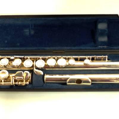 Pleasant Buffet Crampon Paris Flute Made In England Reverb Download Free Architecture Designs Scobabritishbridgeorg