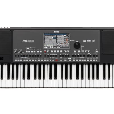 Korg Pa600 61-Key Arranger Workstation