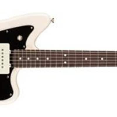 Fender American Professional Jazzmaster Electric Guitar (Olympic White, Rosewood Fingerboard) (Used/Mint)