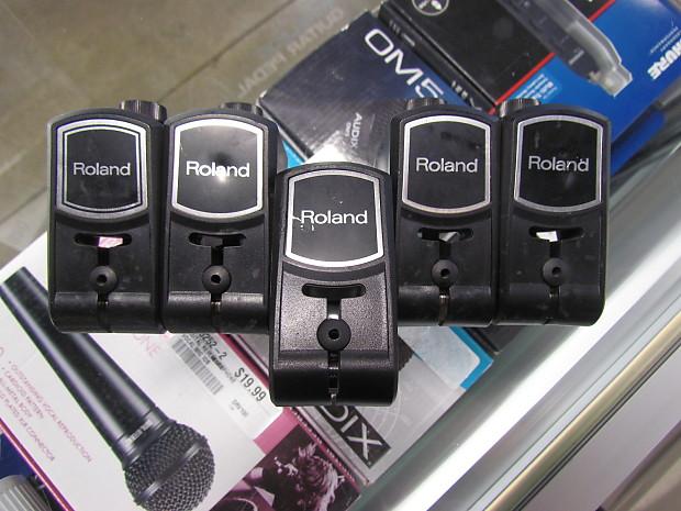 5-piece set of Roland Drum Triggers | Music Corner