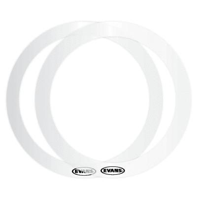 """Evans ER-SNARE Snare E-Ring Pack - 14"""" (2)"""