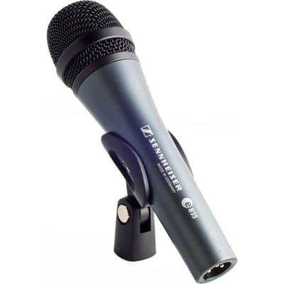 Sennheiser Dynamic Cardioid Vocal Microphone - E835