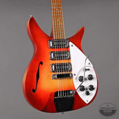 1964 Rickenbacker 325 (Rose Morris Import Model 1996) [*Demo Video] for sale