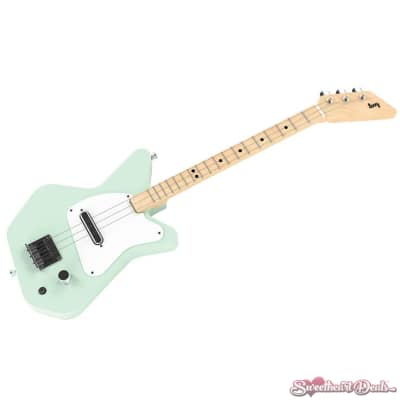 Loog Pro 3-Stringed Solidbody Electric Guitar - Green