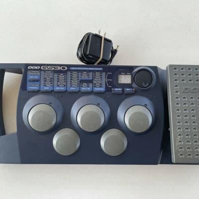 DOD GS30 Digital Multi Effect Guitar System Rare Vintage Effects Processor for sale