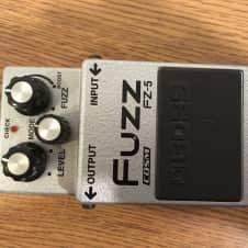 Boss FZ-5 2010s Silver