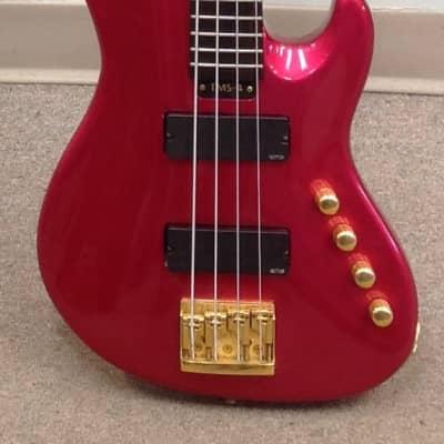Barrington TMS-4 bass guitar, 1988