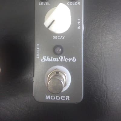 Mooer ShimVerb