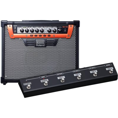 "Roland GA-112 2-Channel 100-Watt 1x12"" Guitar Combo"