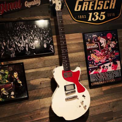 BLACK 35 GUITARS - BLK35 SC - Custom Shop Guitar