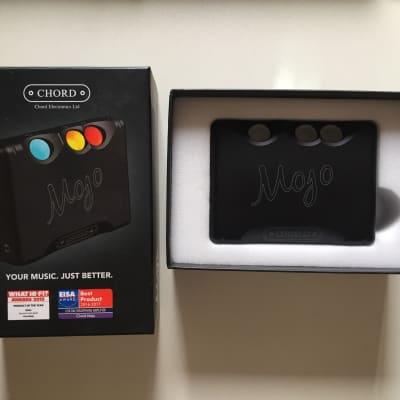 Chord Mojo Hi-Fi Headphone DAC in Mint Condition