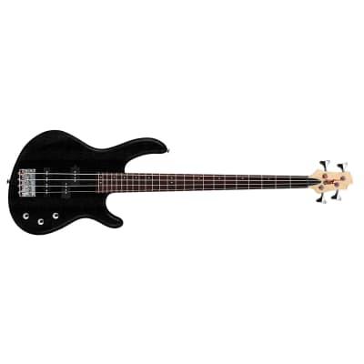 Bajo Cort Action Bass PJ OPB Negro mate