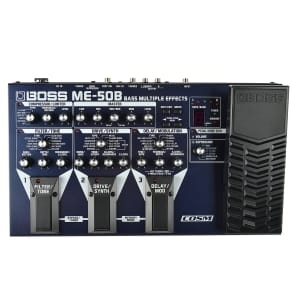 Boss ME-50B Bass Multiple Effects w/ COSM for sale