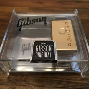 Gibson Burstbucker Type 1 w/Gold Cover 2016