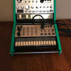 3Dsynth 2-Tier Korg Volca Stand Green image
