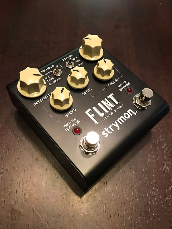 strymon flint tremolo and reverb birdnest audio and effects reverb. Black Bedroom Furniture Sets. Home Design Ideas