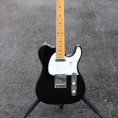 G&L ASAT Classic Tribute Electric Guitar in Gloss Black for sale