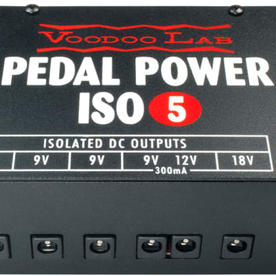 Voodoo Lab Pedal Power ISO-5 for sale