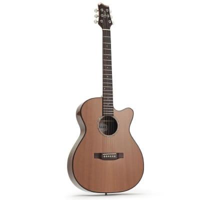 Ozark OM cutaway guitar for sale