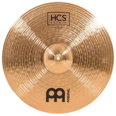 Meinl HCS Bronze Crash-Ride Cymbal 20