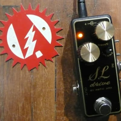 Brand New! Alchemy Audio Modified Xotic SL Drive Distortion (Marshall Super) Guitar Effects Pedal