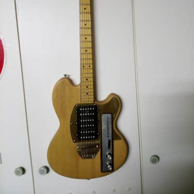 Hayman 1010 Guitar 1970-73  natural wood Burns follower for sale