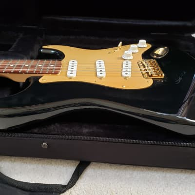 Fender Stratocaster FSR 50's Classic Player 2007 Black for sale