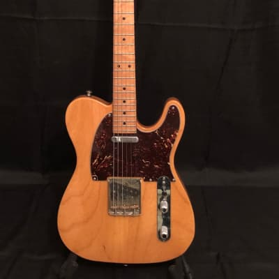 Mike Lull - Custom Telecaster  Telecaster 2009 - i think! Natural Wood for sale
