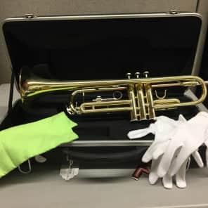 Palatino WI-815-TP Student Bb Trumpet w/ Case