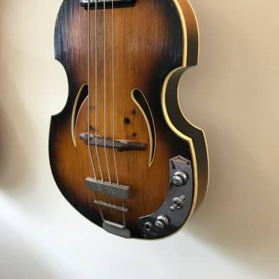 1967/68 Klira bass for sale