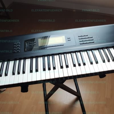 Korg 01/W FD Workstation  90s classic Synth from collector