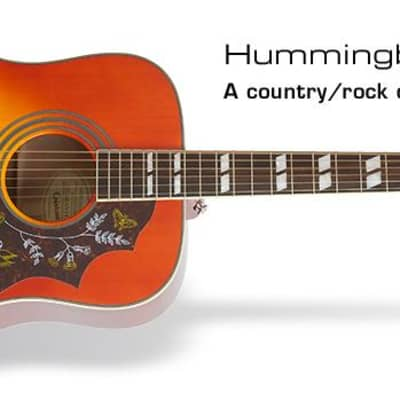 Epiphone Hummingbird PRO Acoustic/Electric for sale
