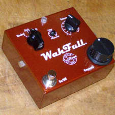 Fulltone CS-WF Custom Shop WahFull  box and all ..un-used!