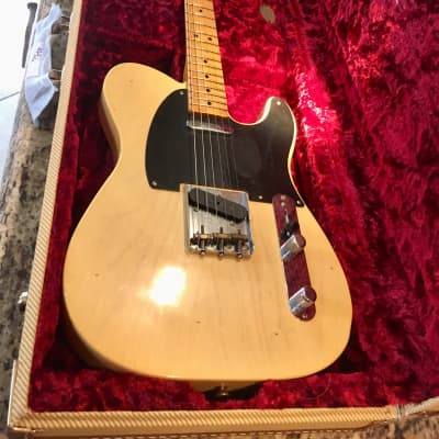 2019 Fender Custom Shop '51 Reissue Nocaster Journeyman Relic