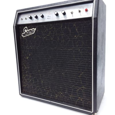 Sano Vintage BASS AMP 1 TUBE BASS COMBO 1 X 15 Tube Guitar Amp 50 Watts for sale