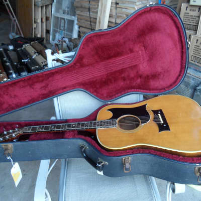 Grammer Vintage Grammer G-30 Acoustic Guitar 1960s for sale