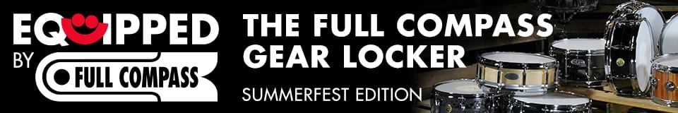 Official Summerfest Gear Equipped by Full Compass