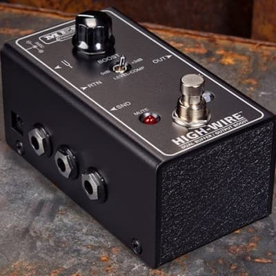 Mesa-Boogie High-wire Dual Buffer for sale