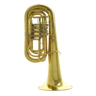 Ravel Paris 4/4 Tuba (4-rotary Valve) BB404