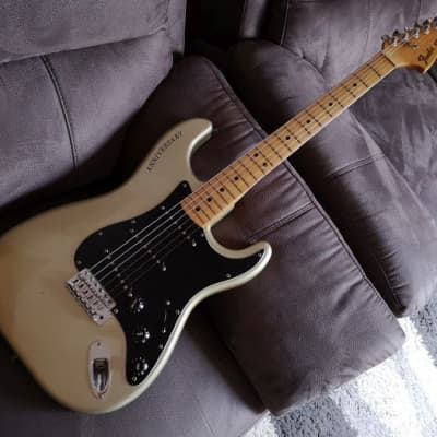 Fender 25th Anniversary Stratocaster 1979 for sale