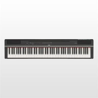 Yamaha P125B 88 Weighted Key Digital Piano