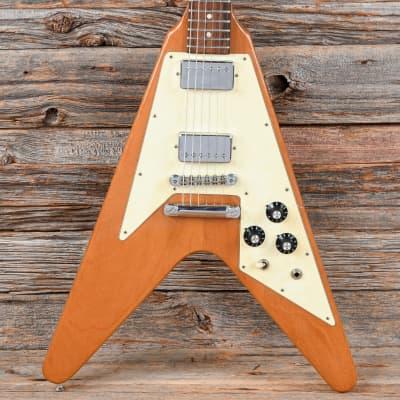 Gibson Flying V Natural 1975 (s057)