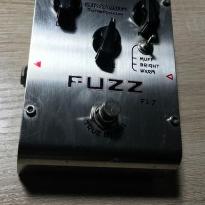 Biyang Tonefancier FZ-7 Fuzz distortion pedal Muff clone killer overdrive gritty tone 3 way switch for sale