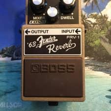 Boss FRV-1 Reverb