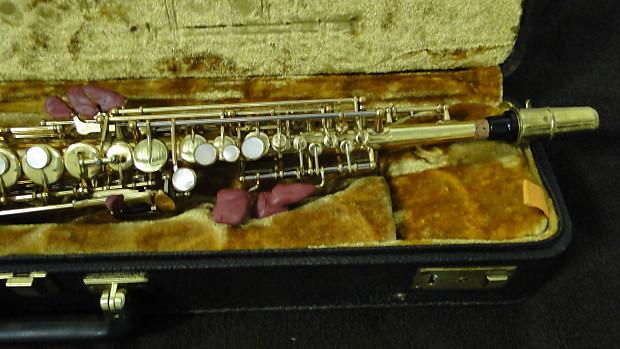 vintage yanagisawa s800 mark vi copy soprano sax reverb. Black Bedroom Furniture Sets. Home Design Ideas